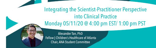 Integrating the scientist-practitioner model into clinical practice with Dr. Alexander Tan