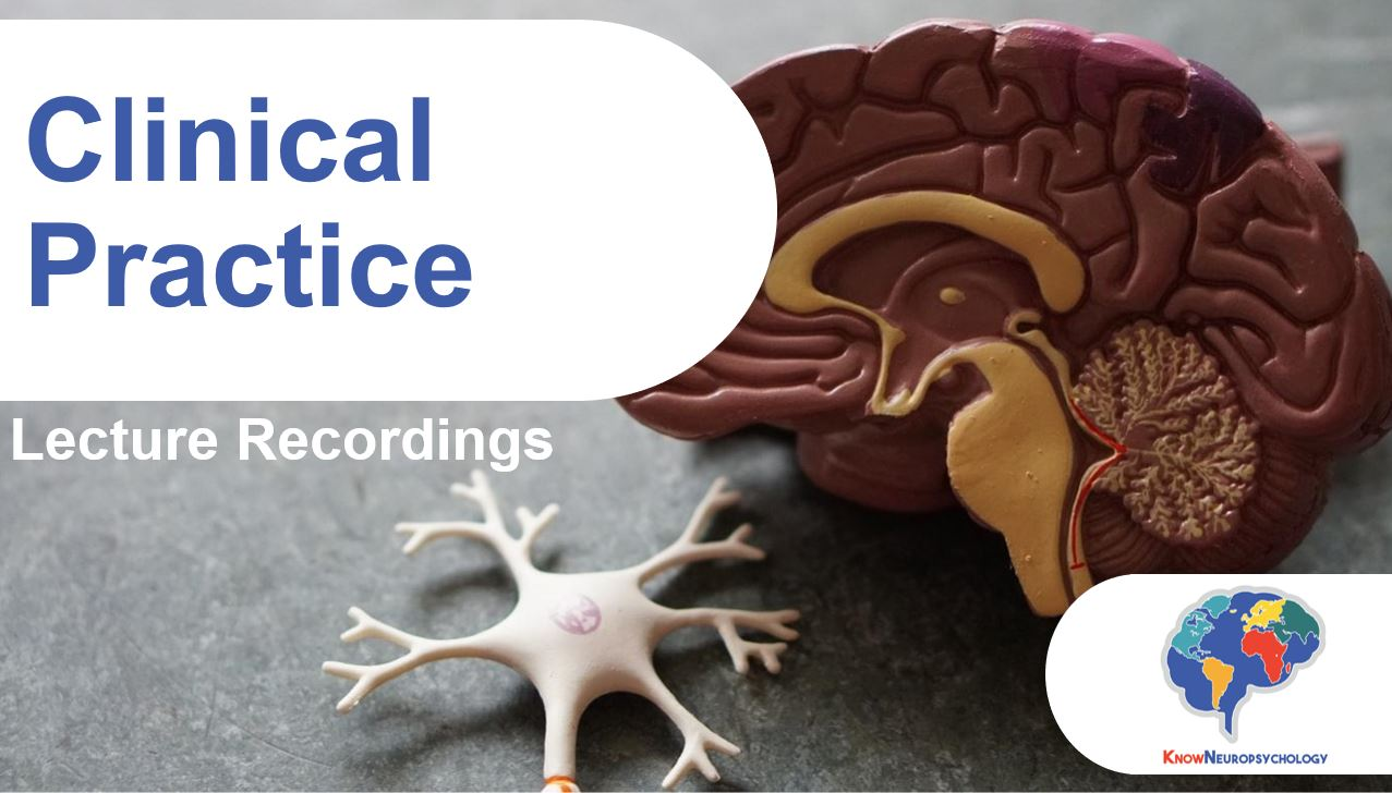 Clinical Practice Lecture Recordings