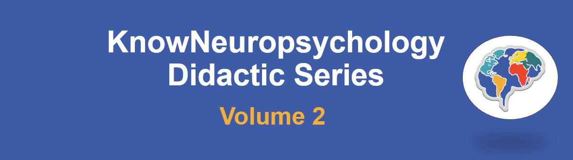 knowneuropsychology didactic series volume 2