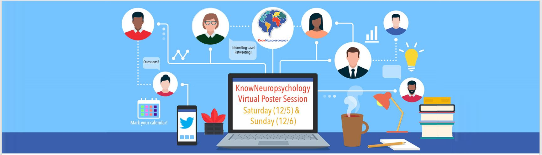 KnowNeuropsychology Poster Session - Held on Twitter 12/5 and 12/6