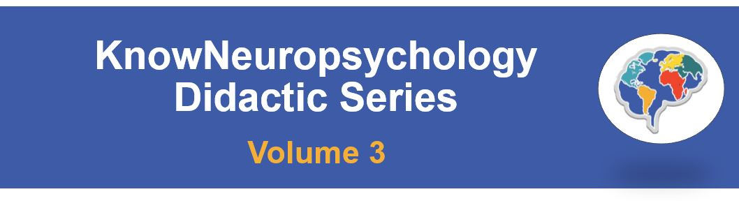 knowneuropsychology didactic series volume 3