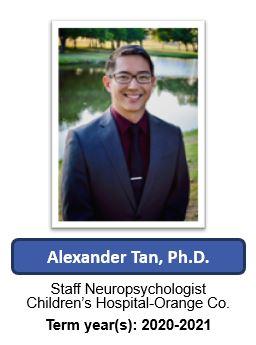 Alexander Tan, Ph.D. (Founding member of KnowNeuropsychology)