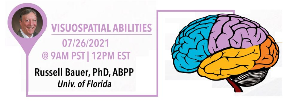 Neuroanatomy of Visuospatial abilities with Dr. Russell Bauer